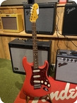 Fender FENDER CUSTOM SHOP 60s STRAT RELIC TSP FIESTA RED 2017 Fiesta Red