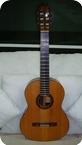 John Gilbert Classical Guitar 1984 Matte