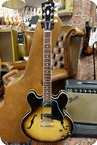 Gibson ES 335 Vintage Burst 2020 Vintage Burst