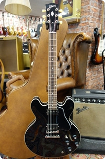 Gibson Gibson Es 335 Vintage Ebony 2020 Vintage Ebony