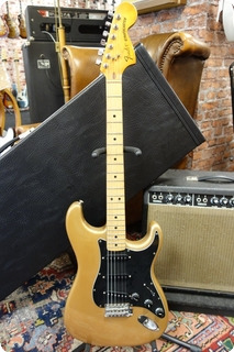 Fender Fender Stratocaster 1979 Gold Refin 25th Anniversary 1979 Gold Refin