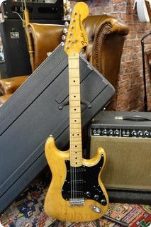 Fender Fender Stratocaster Hard Tail 1977 Natural 1977 Natural