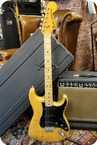 Fender Stratocaster Hard Tail 1977 Natural 1977 Natural