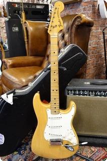 Fender Fender Stratocaster 1975 Natural 1975 Natural