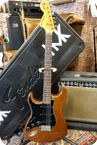 Fender Stratocaster Lefty 1977 Walnut OHSC 1977 Walnut