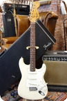 Fender Stratocaster 1974 Olympic White OHSC 1974 Olympic White