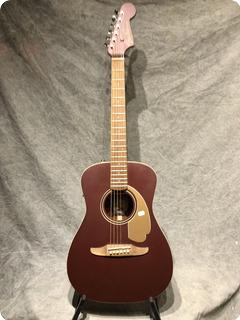 Fender Malibu Player Bgd Wn 2020 Burgundy