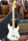 Fender Stratocaster Hard Tail 1973 Olympic White 1973 Olympic White
