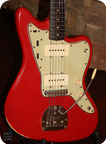 Fender Jazzmaster 1963 Dakota Red