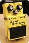 Boss Super Overdrive SD 1 MIJ