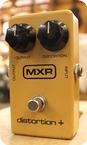 Mxr 1978 Distortion 1978