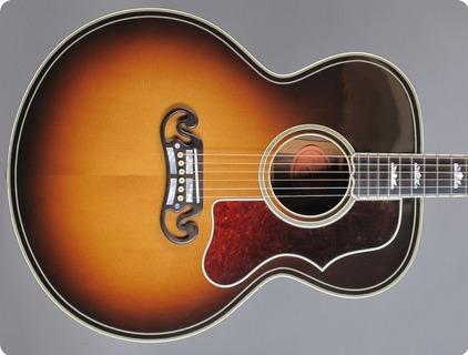 Gibson Sj 200 Western Classic / Custom Shop 2008 Sunburst