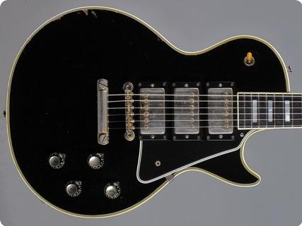 Gibson Les Paul Custom 1960 Ebony