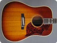 Gibson Southern Jumbo 1965 Sunburstt