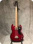Epiphone EB 0 2019 Cherry Red