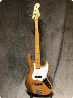 Fender Jazz Bass 1966 Natural