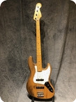 Fender Jazz Bass 1966 Natural