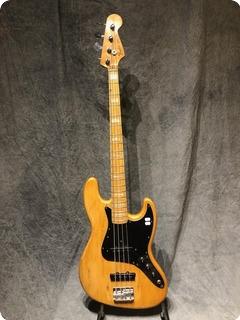 Fender Jazz Bass 1976 Natural