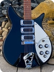 Rickenbacker 320 S Solid Top 1977 Jetglo Finish