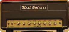Real Guitars Eddie MK IV 2020 Black Tolex