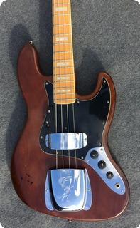 Fender Jazz Bass 1976 Walnut Moca Brown