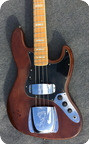Fender Jazz Bass 1976 Walnut Moca Brown