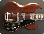Gibson SG Deluxe 1972
