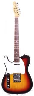Fender Telecaster '71 Reissue Lefty 2010 Sunburst