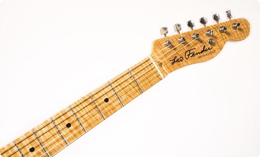 Fender 1999 Leo Fender Broadcaster Commemorative Nos  1999