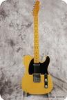 Fender Telecaster 52 Reissue Butterscotch