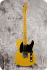 Fender Telecaster 52 Reissue Butterscotch