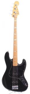 Fender Jazz Bass 1977 Black
