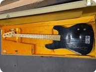 Fender Prototype Precision Bass Ex Dusty Hill ZZ TOP 2011 Black