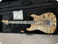George Lynch Snake Hunter Stratocaster Natural