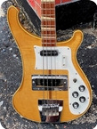 Rickenbacker 4001 Bass 1972 Mapleglo Finish