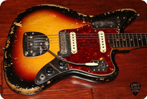 Fender Jaguar 1962 Sunburst