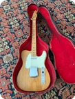 Fender Telecaster 1972 Natual