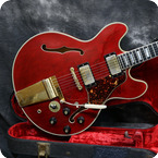 Gibson-ES-355 TDSV-1976-Burgundy