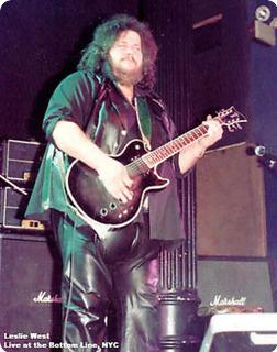 Electra Mpc Prototype Guitar Ex Leslie West Mountain 1979 Black