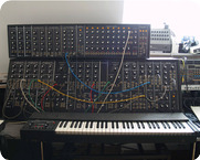 Wolfgang Palm PPG Modular Synthesizer SUPER RARE 1975 Black