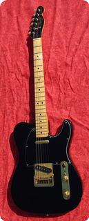Fender Telecaster Black&gold 1983 Black And Gold