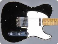Fender Telecaster 1967 Black