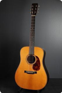 Pre War Guitars Co. Hd Nt Distress Level 1.25 2020 Natural