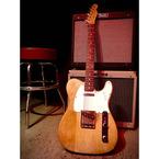 Fender Telecaster JV TL 62 70 1984 Natural