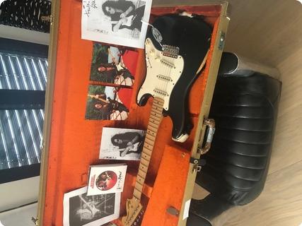 Fender Stratocaster Ex Yngwie Malmsteen 1973 Black