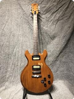 Gibson 335 S Firebrand 1980 Natural Mahogany Finish