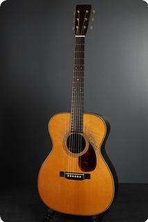 Pre War Guitars Co. Model Om 28 Nt Distress Level 3 2020 Natural