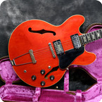 Gibson-ES-335TDC-1973-Cherry Red