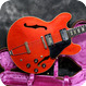 Gibson -  ES-335TDC 1973 Cherry Red
