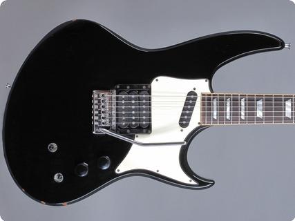 Hamer Phantom Custom 1983 Black